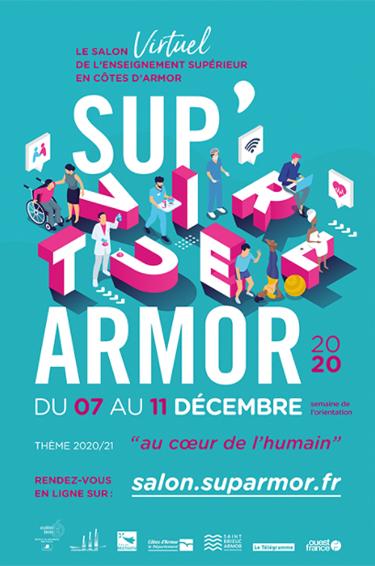 Session 2020 bouclée pour le Salon Sup''Armor Virtuel 0